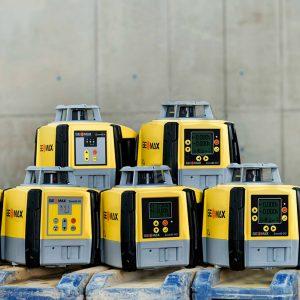 Ротационни лазери