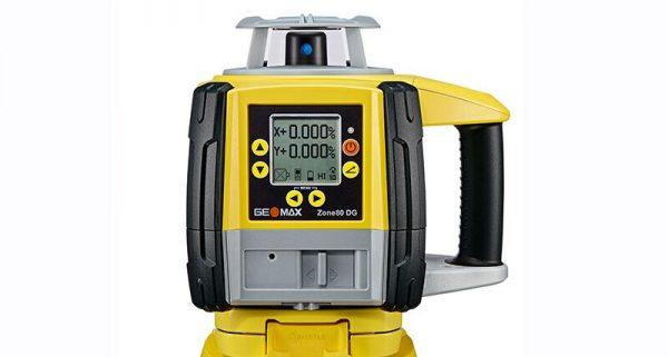 Ротационен лазер Zone 80 DG