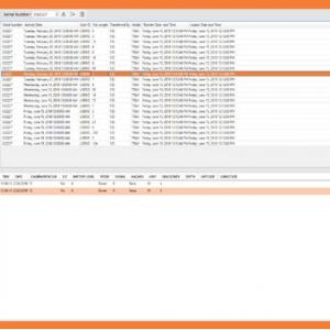 X-PAD VU софтуер за кабелни локатори