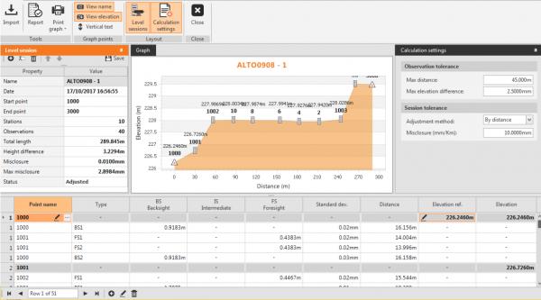 X-Pad Fusion - Геодезически софтуер