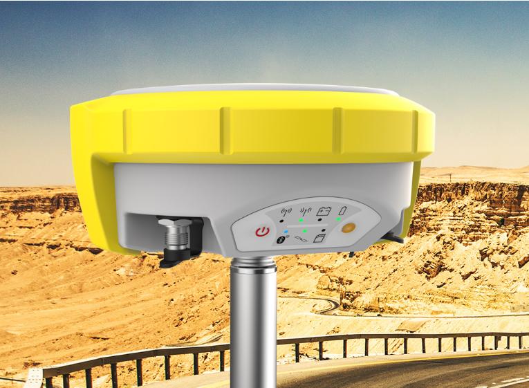 Нов бюджетен GNSS приемник – Zenith16